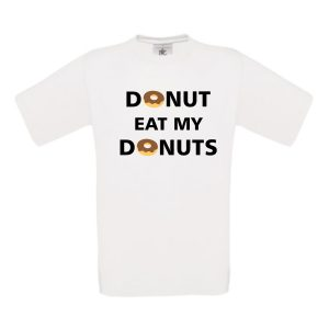 shirt Donut eat my Donuts wit