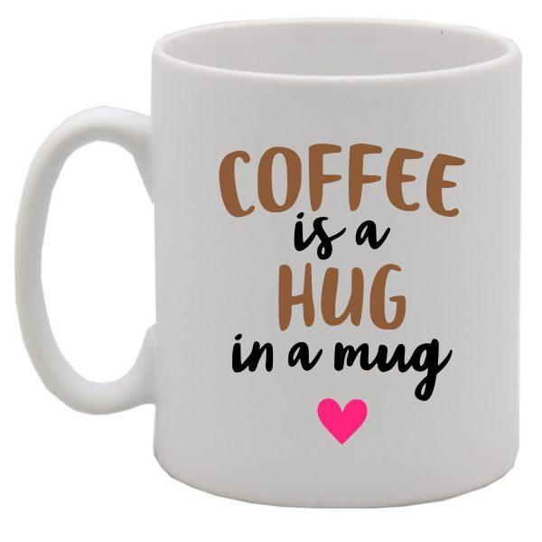 Mok hug in a mug