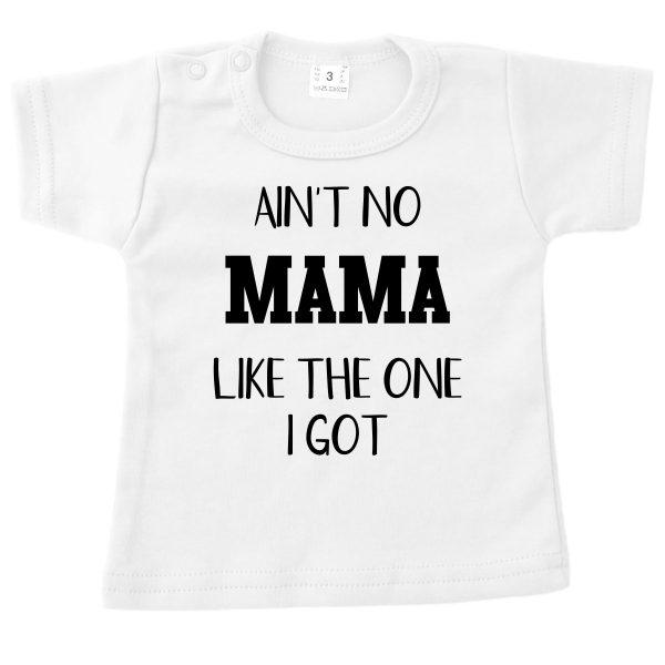 Shirt Ain't no mama wit