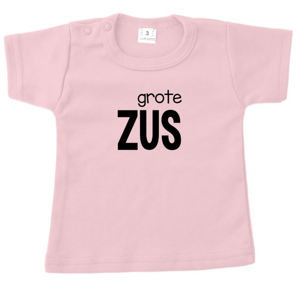 Shirt Grote Zus roze