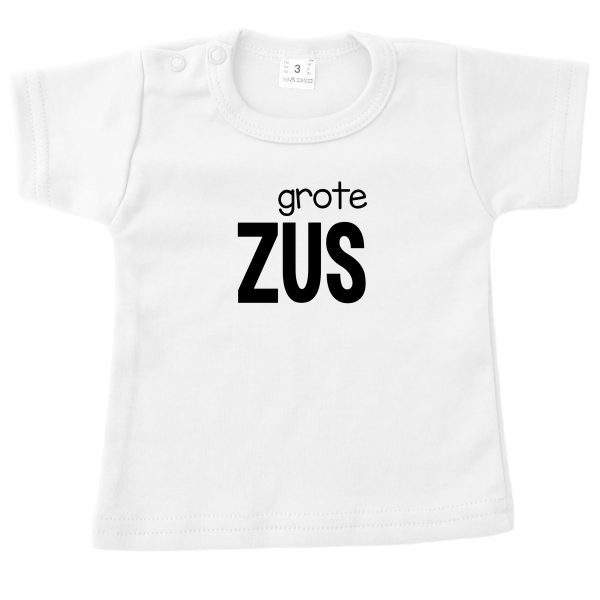 Shirt Grote Zus wit