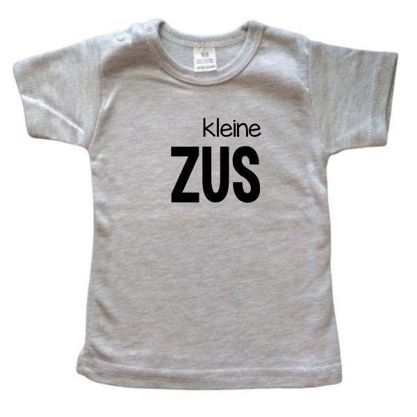 Shirt Kleine Zus grijs