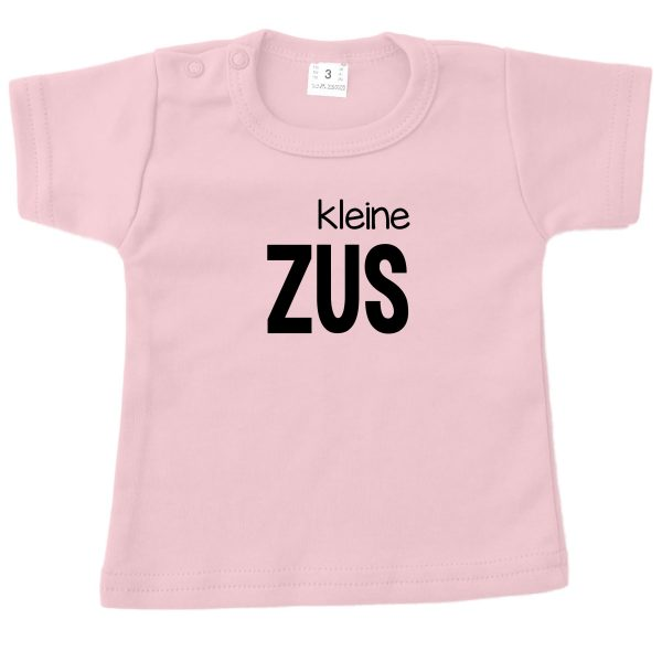 Shirt Kleine Zus roze