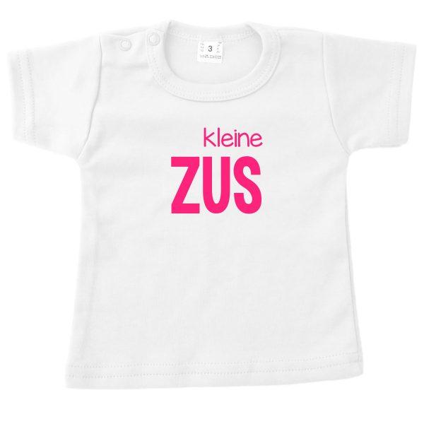 Shirt Kleine Zus wit