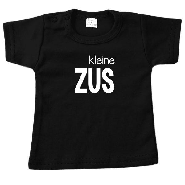 Shirt Kleine Zus zwart