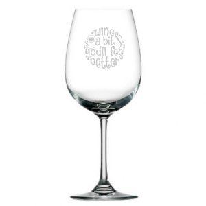 wijnglas Wine a bit