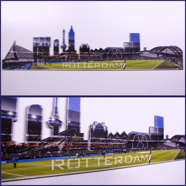 kyline Rotterdam Dibond Feyenoord