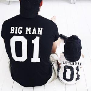 Twinning Big Man Little Man
