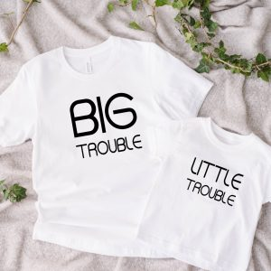 Twinning Big Trouble Little Trouble wit