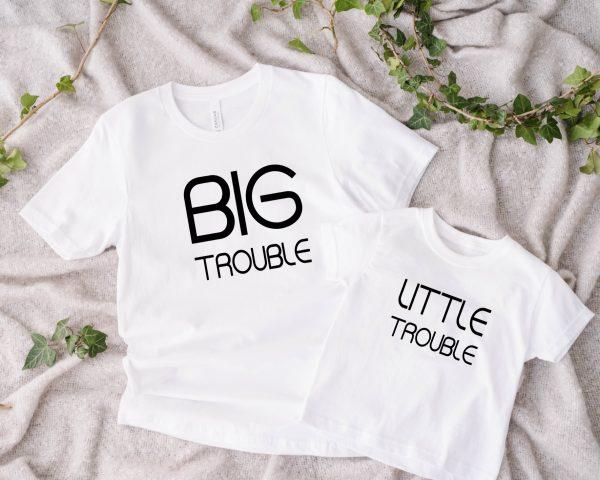 Twinning Big Trouble Little Trouble wit