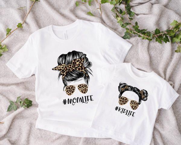 Twinning Leopard Momlife Kidlife 1